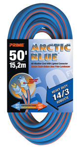 Arctic Blue 50 ft. - Single Tap - LT530730