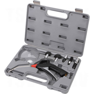 aurora tools, seven piece blown gun kit