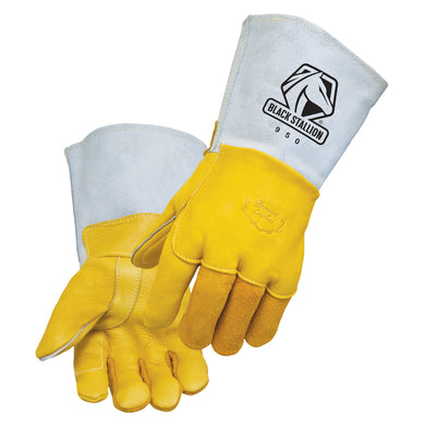 Black Stallion 950 Stick Welding Gloves