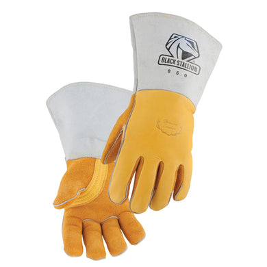 Black Stallion 850 Stick Welding Gloves