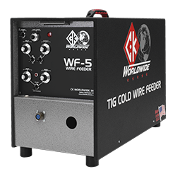 CK Worldwide TIG Wire Feeder WF-5