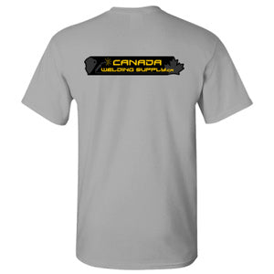 Canada Welding Supply Sport Grey T-Shirt