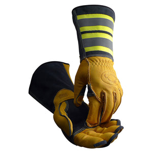 Caiman 1243 - Heatrac® Lined Utility / Iron Workers, Long Cuff Glove