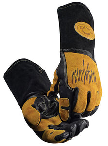 Caiman 1832 Premium Top Grain Leather Stick / MIG Welding Gloves