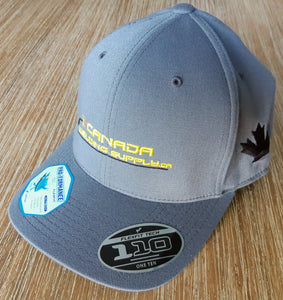 Grey Canada Welding Supply Hat
