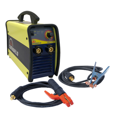 Canaweld MMA 161 Dual Voltage Stick Welding Machine (TIG Capable)