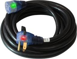 Century Wire and Cable Pro Grip D13308025 Welder Extension Cord