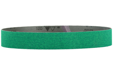 Metabo Ceramic Grain Sanding Belts 1-9/16