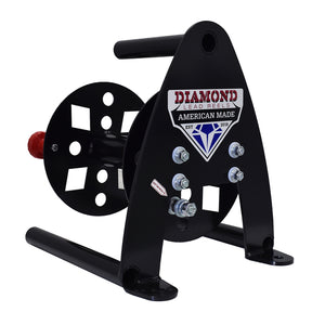 Diamond Welding Lead Jump Reel - 10 Inch JMP10BLK