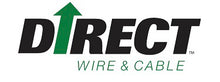 direct wire and cable logo
