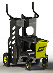 ESAB - Rebel Dual Cylinder Welder Cart - 0558102492