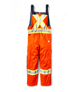 Rasco FR HI-VIS Insulated Bib Overall