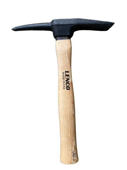 Lenco chipping hammer