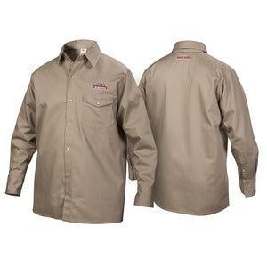 k3382 lincoln electric welding shirt