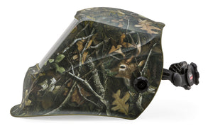 Lincoln Electric Viking 2450 White Tail Camo Welding Helmet Side