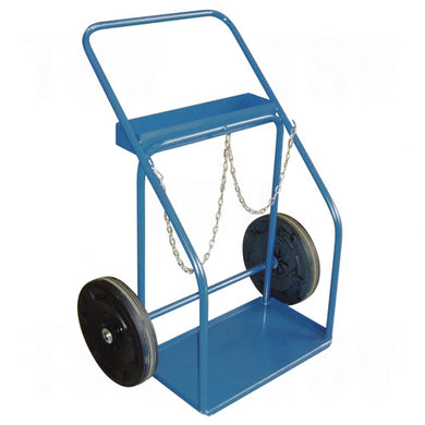 kleton, hd dual gas cylinder cart