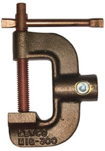 Lenco MIG 300 T-Handle Ground Clamps