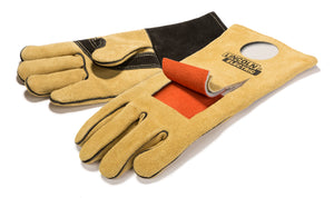 Lincoln K4082 - HD MIG/Stick Welding Gloves cutaway image