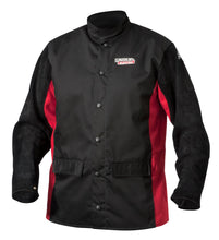 Lincoln Shadow K2986 Split Leather Sleeved Welding Jacket