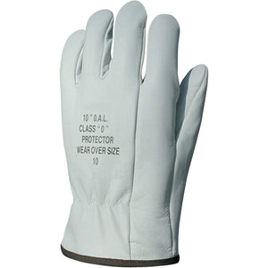 Marigold Leather Protector Gloves