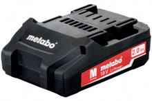 metabo 2.0 ah li-ion battery