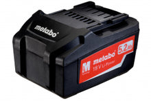 metabo 5.2 li-ion battery pack