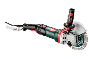"Metabo 7"" WEPB 19-180 RT DS Rat Tail Angle Grinder 601096440"
