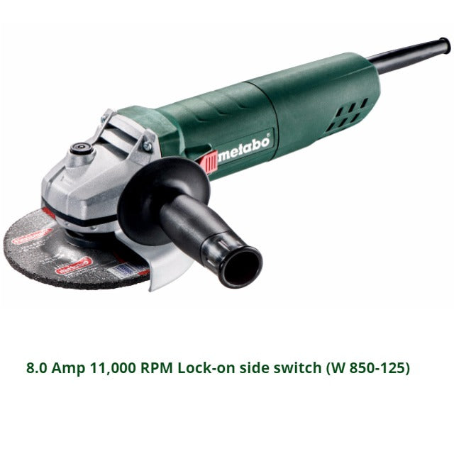 Metabo 5 Quot Angle Grinder Performance Series Canada