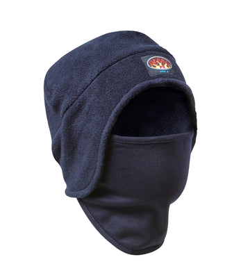 rasco fr, fleece hat, navy