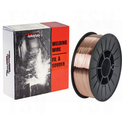 weld-mate carbon steel mig wire spool