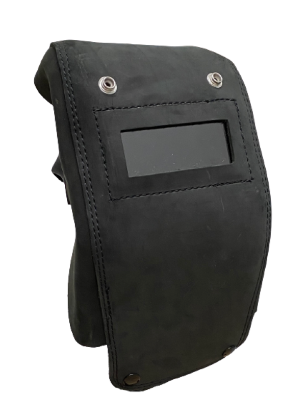 Outlaw Leather - Pocket Welding Hood