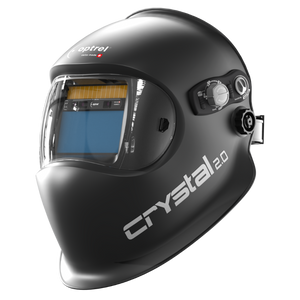 Matte Black Helmet Shell - 1006.901