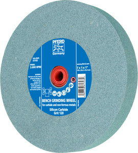 Pferd Bench Grinding Wheels - Silicon Carbide