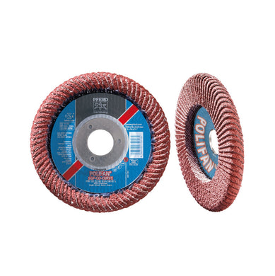 Pferd Polifan CO-CURVE Flap Discs (Stainless Steel)
