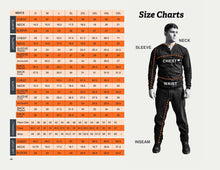 rasco fr, mens sizing chart