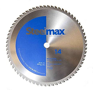 "14"" Tungsten Carbide Tipped (TCT) Metal Cutting Saw Blades"