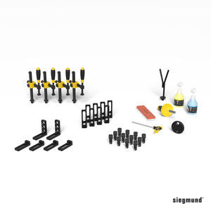 Siegmund Basic Tool-Set 1