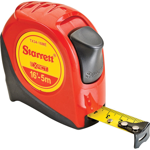 Starrett 16 ft. / 5 m Measuring Tape
