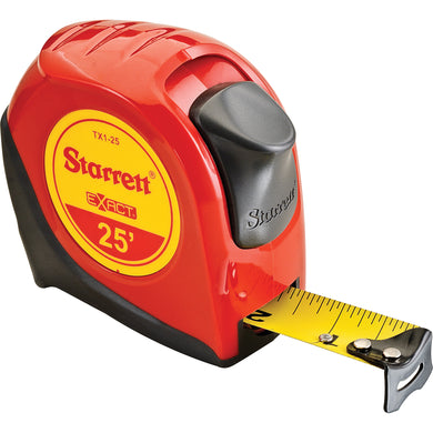 Starrett 25 ft. Measuring Tape