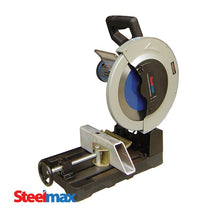 Steelmax 14″ Metal Cutting Saw with Cast Iron Base