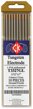 ck worldwide 1.5% lanthanted tungsten gold