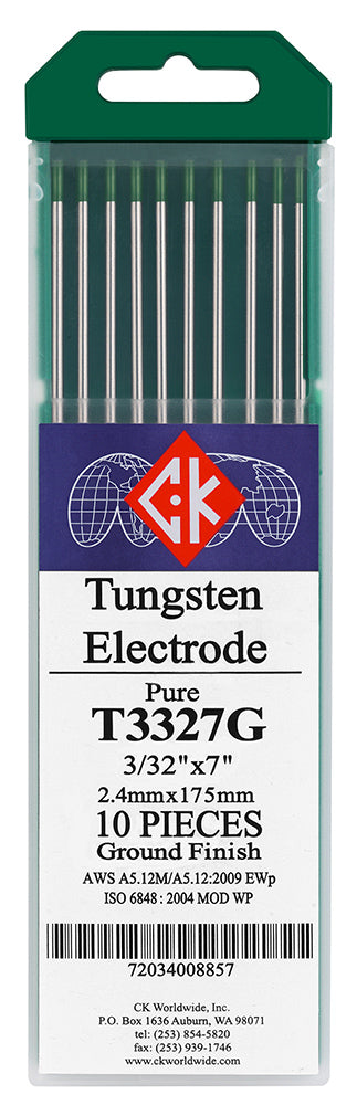 ck worldwide pure tungsten green