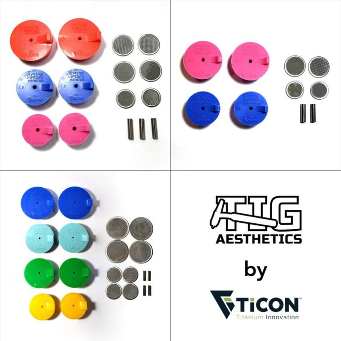 Silicon Purge Plugs, FULL KIT ( Manifold, Header and Exhaust)