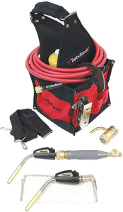 TurboTorch Proline Self Lighting Propane/ MAP Torch Kit with Tool Bag