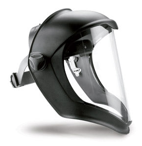uvex bionic face shield s8510 side