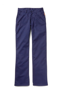 rasco fr, women's navy work pants