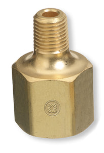 "Female C to 1/4"" Male NPT Adapter Fitting AW27-A"