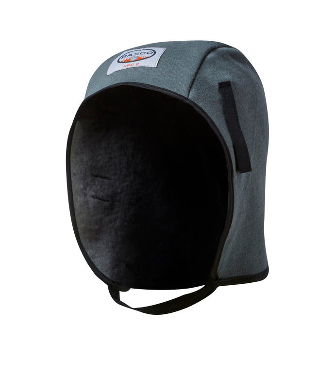 rasco fr, grey hard hat liner