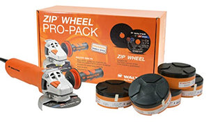 "5"" Walter Angle Grinder ZIPCUT PRO-PACK"