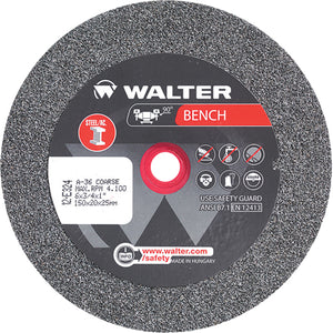 Walter Bench Grinding Wheels